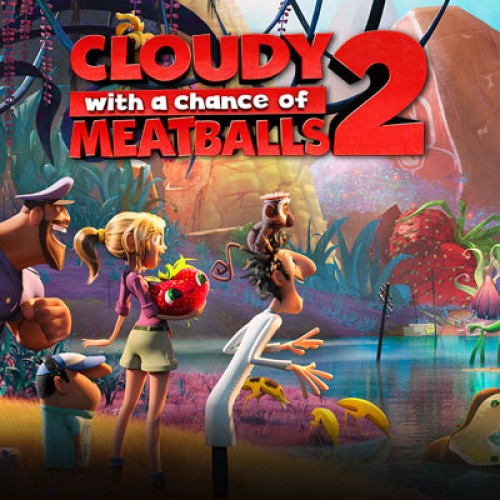 A taste of Cloudy with a Chance of Meatballs 2
