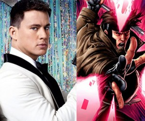 channing tatum and gambit x-men