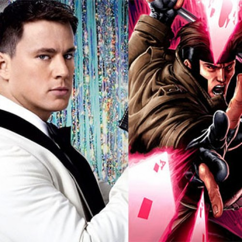 Channing Tatum wants to be Gambit from X-Men