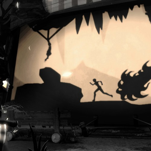 Contrast, the game that plays with shadows, gets some new screenshots and a new website