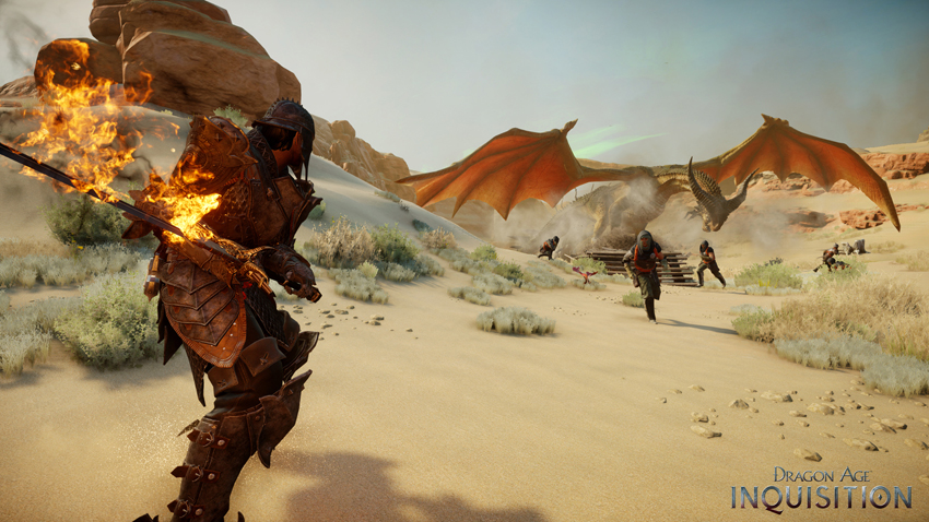 Dragon Age Inquisition Screenshots Gameplay Dragon Age Inquisition