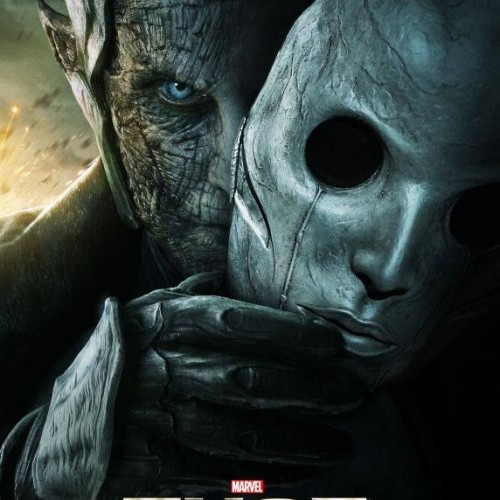 Thor: The Dark World: Malekith gets his own poster!
