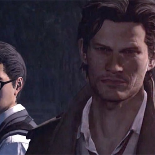 Check out The Evil Within TGS trailer