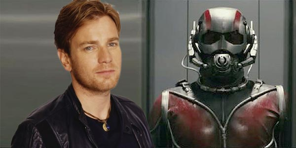 Ewan McGregor as Ant-Man?