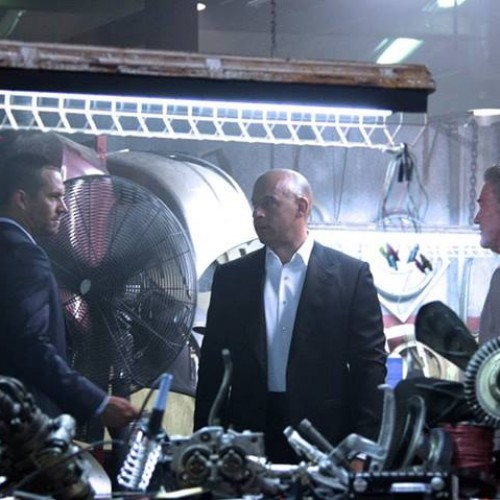 Fast 7: Vin Diesel posts photo on the set with Kurt Russell