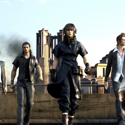 See a glimpse into Final Fantasy XV's past with new 'Dawn' trailer