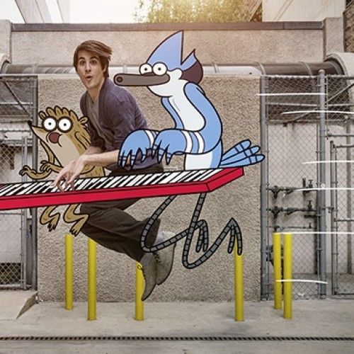 Interview with Regular Show creator J. G. Quintel