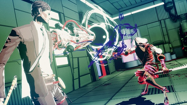 killer is dead charge cannon