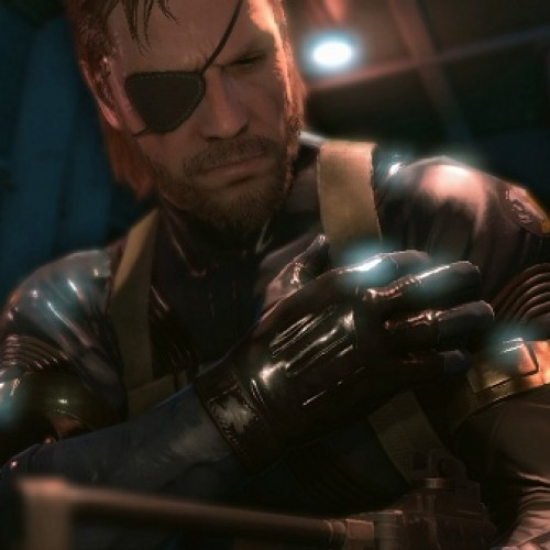 Metal Gear Solid 5 sneak preview at Kojima Productions LA grand opening