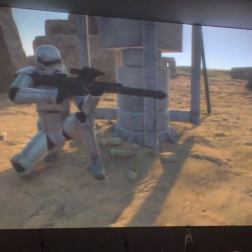 Lucasfilm to use video-game methods to power movies!