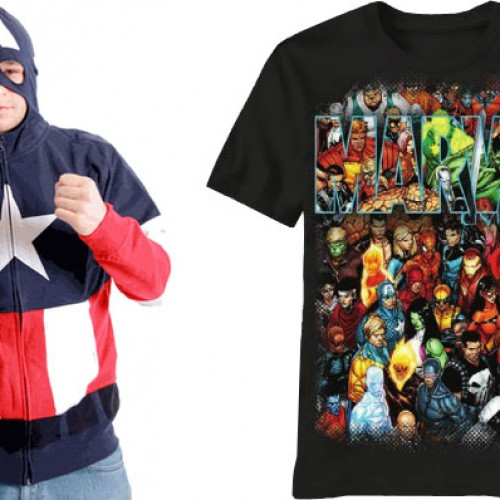Contest: Winner announced for Marvel's Agents of SHIELD Hoodie and T-shirt Giveaway