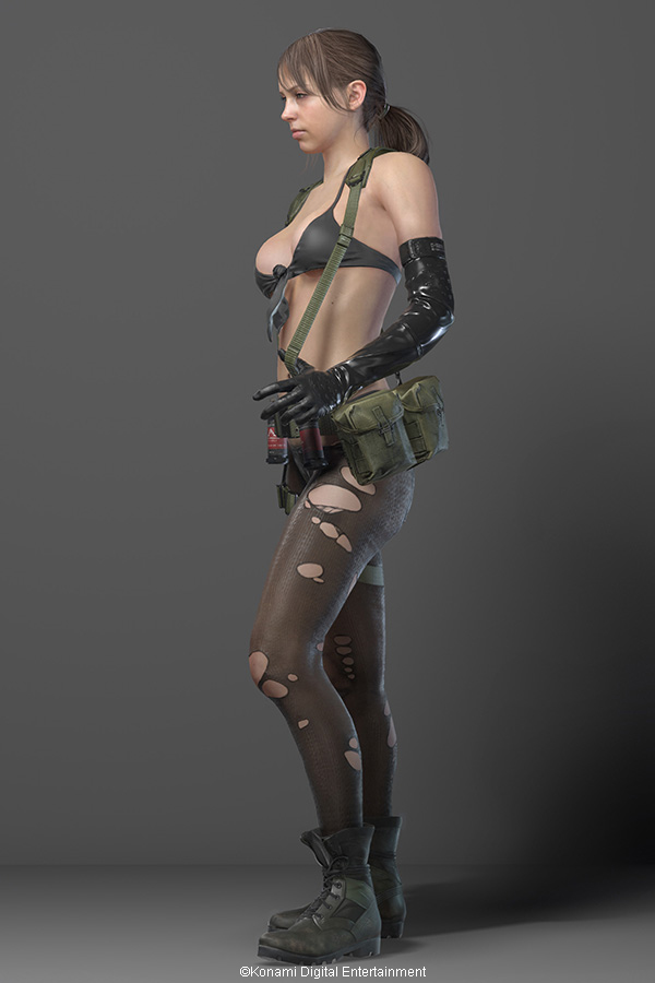 Quiet mgs