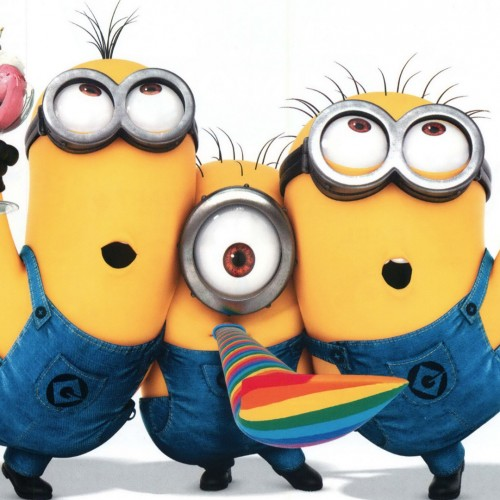The Minions trailer is here!!!