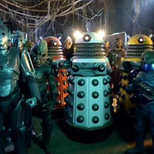 NR's Top 10 scariest 'Doctor Who' monsters/aliens!