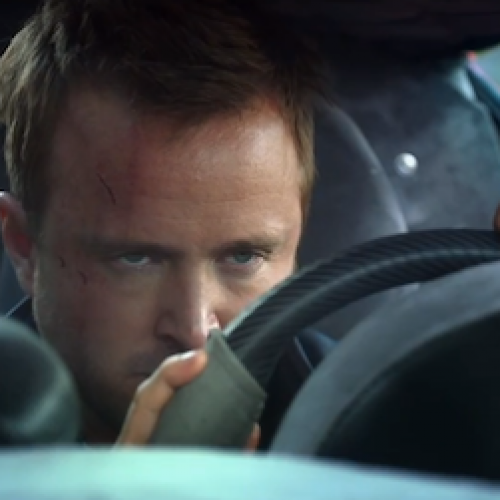 Need for Speed trailer debuts and features Breaking Bad's Aaron Paul