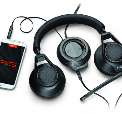 Contest: Plantronics Rig Headset Giveaway