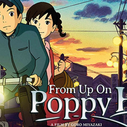 From Up On Poppy Hill – Blu-ray Review