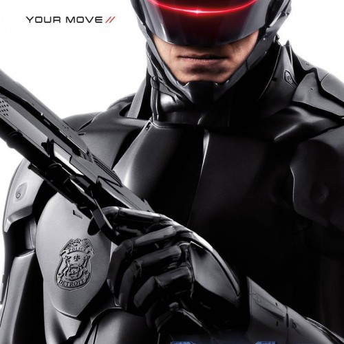 Robocop poster revealed