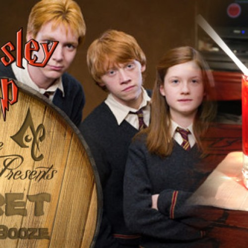 Learn to make this Harry Potter-inspired drink