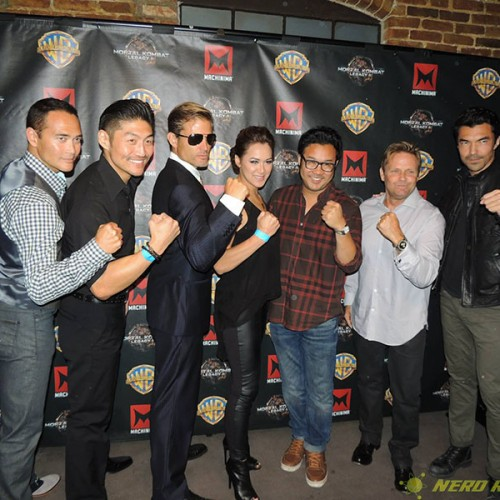 Mortal Kombat: Legacy II Premiere Q&A and gallery