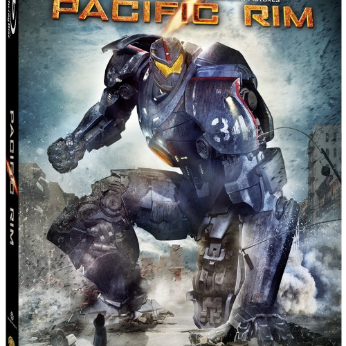 Pacific Rim heads to Blu-ray 3D in October