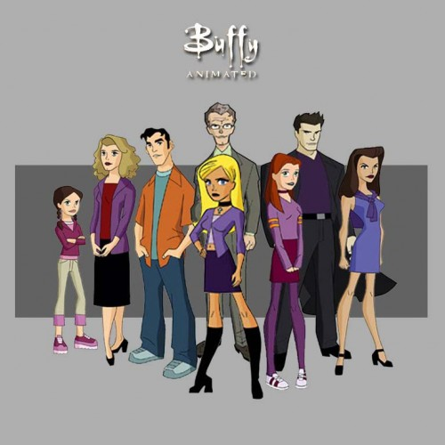 High Stakes: A look at 'Buffy the Animated Series'
