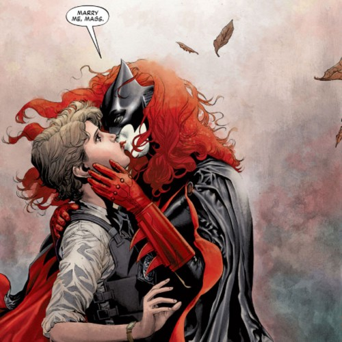 Co-writers leave 'Batwoman' due to clash with DC about lesbian marriage?