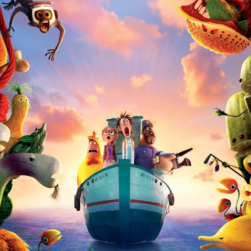 Cloudy with a Chance of Meatballs 2 review – The food's alive!