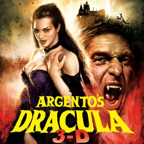 'Argento's Dracula 3D' limited theatrical release Oct 4th