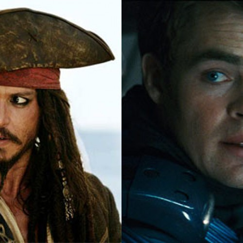 Disney's Into the Woods musical to star Johnny Depp as the Big Bad Wolf and Chris Pine as Prince Charming