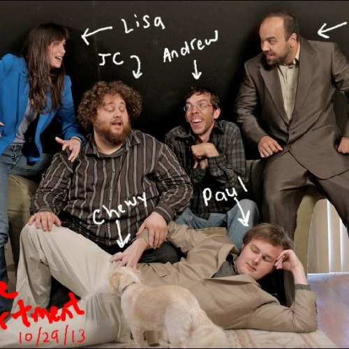 Fangasm's fan-favorite Andrew Duvall has a web series, The Apartment!