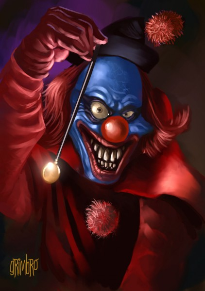 13_Nights_2007_Ghost_Clown_by_Grimbro