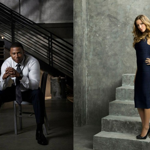 Katie Cassidy and David Ramsey talk Arrow season 2 at SDCC