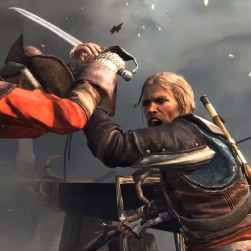 Edward Kenway's story trailer for Assassin's Creed IV Black Flag