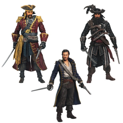 Contest: Ultimate McFarlane Toys' Assassin's Creed Package