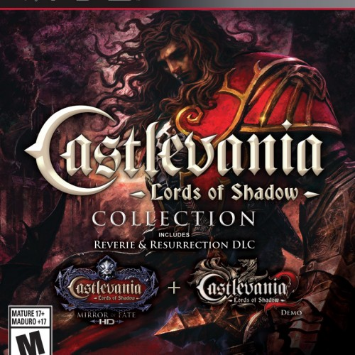 Konami releasing the Castlevania: Lords of Shadow Collection in November