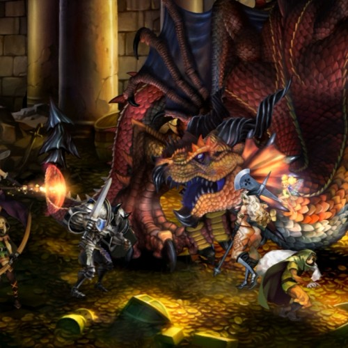 Dragon's Crown cross play patch coming to North America soon