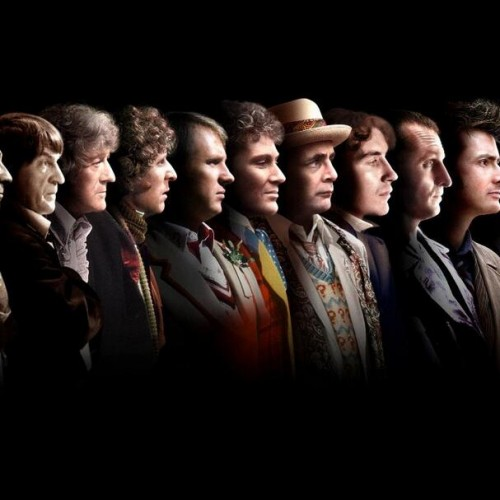 DW 50th: It's Doctor Who Week!!!