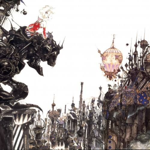 Final Fantasy VI coming to iOS and Android, may lead to a FF VII release