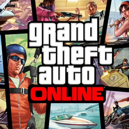 GTA online is live now! Currently only for Xbox 360