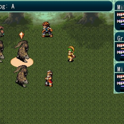 Indiecade 2013 – Grinsia taking JRPGs back to its 8-bit roots