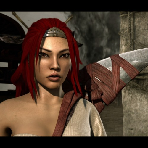 Heavenly Sword gets a CG-animated film (trailer)