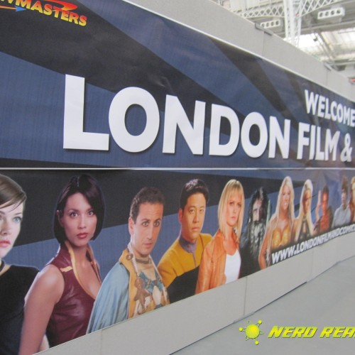 London Film & Comic Con Winter 2013: Photo Gallery