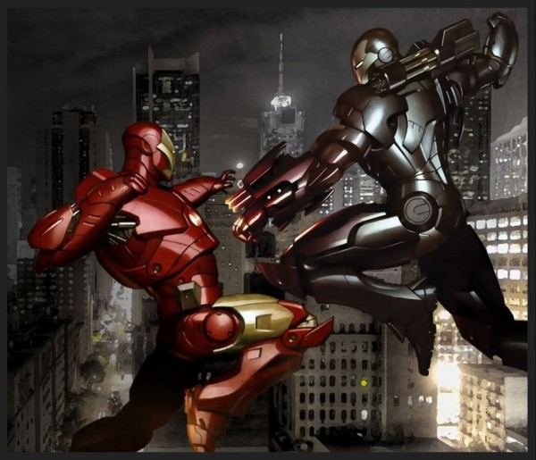 Iron Man War Machine Wallpaper 9621 Hd Wallpapers Background in Movies - Wugange