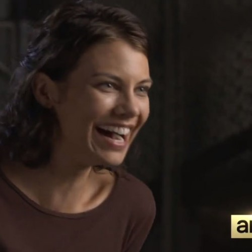 How Lauren Cohan maintains her beauty during the zombie apocalypse in The Walking Dead