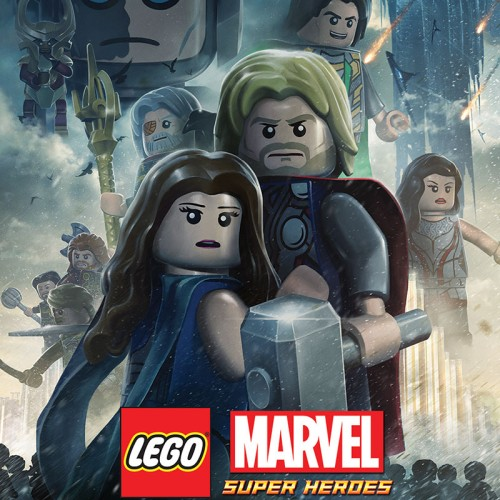 Thor: The Dark World poster gets a Lego version