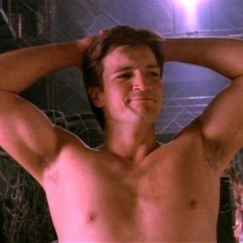 Shiny! Nathan Fillion set to appear on Community!