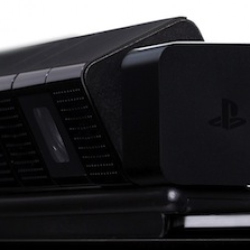 PS4 originally bundled with PS4 Eye?