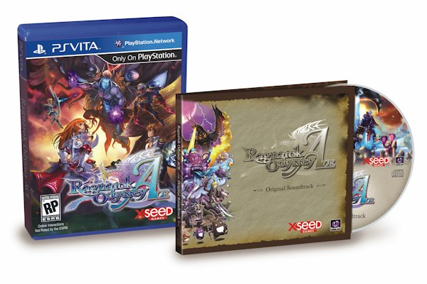 Ragnarok Odyssey ACE coming in 2014 for PlayStation 3 and