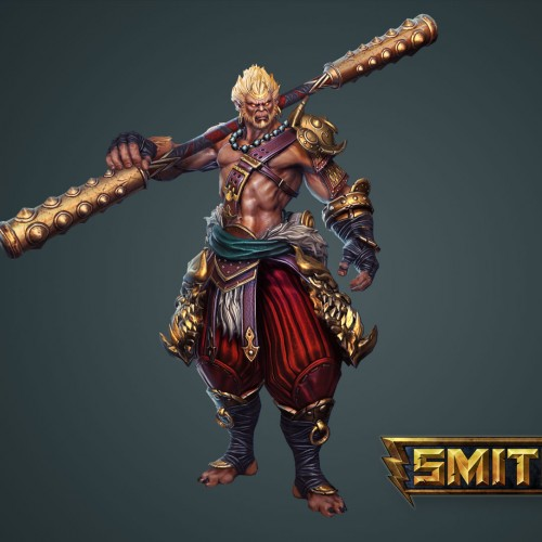 Smite: Sun Wukong Returns, and **** he looks badass (God + Skin Giveaway too!)